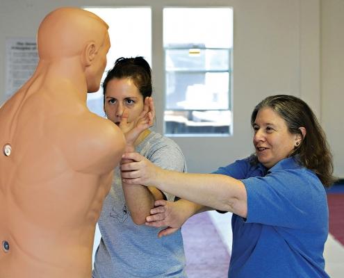 Self-Defense 101 6 week course