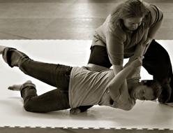 Self-defense practice Strategic Living