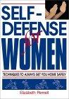 Self Defense for Women Book